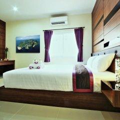 Отель At Phuket Guest House 2* Стандартный номер с различными типами кроватей фото 3