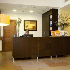 Отель Nubahotel Vielha интерьер отеля
