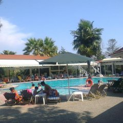 Отель Four Seasons Hotel Греция, Ферми - 1 отзыв об отеле, цены и фото номеров - забронировать отель Four Seasons Hotel онлайн бассейн фото 2