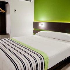 Отель City Express Junior Cancun Мексика, Канкун - отзывы, цены и фото номеров - забронировать отель City Express Junior Cancun онлайн комната для гостей фото 6