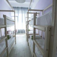 Хостел Bla Bla Hostel Rostov Кровать в женском общем номере с двухъярусной кроватью фото 9