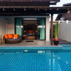Отель Baywater Resort Samui 4* Номер Делюкс с различными типами кроватей фото 20