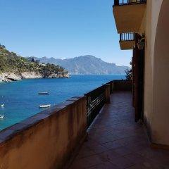 Отель Borgo di Conca dei Marini Конка деи Марини балкон
