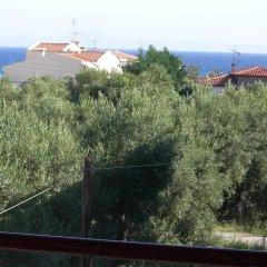 Отель Katerina Apartments Греция, Пефкохори - отзывы, цены и фото номеров - забронировать отель Katerina Apartments онлайн пляж