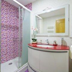 Отель Habitat Apartments Latina Nature Испания, Мадрид - отзывы, цены и фото номеров - забронировать отель Habitat Apartments Latina Nature онлайн ванная