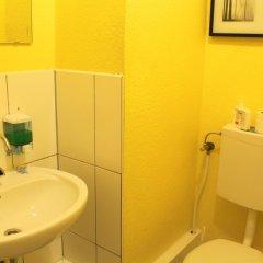 Отель Backpackers Düsseldorf Германия, Дюссельдорф - отзывы, цены и фото номеров - забронировать отель Backpackers Düsseldorf онлайн ванная