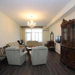 Апартаменты Rent in Yerevan - Apartments on Sakharov Square Люкс разные типы кроватей фото 2