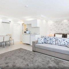 Отель Defne Suites Улучшенные апартаменты с различными типами кроватей фото 33