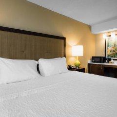Отель Hampton Inn Meridian 2* Стандартный номер с различными типами кроватей фото 18