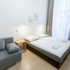 Апартаменты Bohemia Apartments Prague Centre Улучшенные апартаменты с различными типами кроватей фото 25