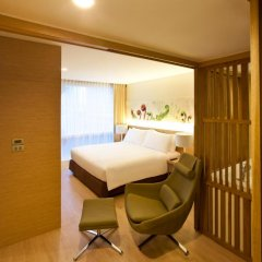 Отель Glow Pratunam 4* Номер Делюкс фото 2