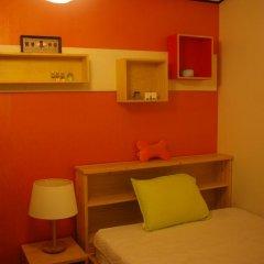 Отель Gonggan Guesthouse 2* Стандартный номер с различными типами кроватей (общая ванная комната) фото 9