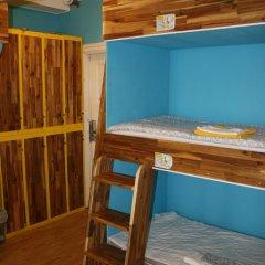 Birka Hostel Кровать в общем номере с двухъярусной кроватью фото 12