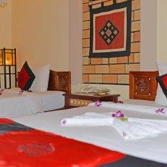 Thien Thanh Green View Boutique Hotel 3* Улучшенный номер с различными типами кроватей фото 4