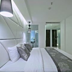 Отель Sukhumvit Suites 3* Улучшенный номер с различными типами кроватей фото 4