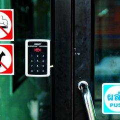 Отель Riski residence Bangkok-noi Таиланд, Бангкок - 1 отзыв об отеле, цены и фото номеров - забронировать отель Riski residence Bangkok-noi онлайн интерьер отеля