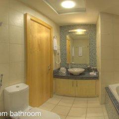 Отель Royal Club at Palm Jumeirah Апартаменты с двуспальной кроватью фото 14