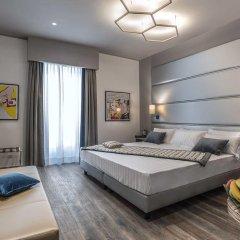 Отель Colonna Suite Del Corso 3* Номер Делюкс с различными типами кроватей фото 12