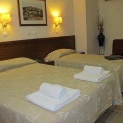 Solomou Hotel 3* Стандартный семейный номер с разными типами кроватей фото 5