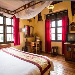 Saphir Dalat Hotel 3* Номер Делюкс с различными типами кроватей фото 2