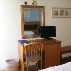 Отель Blue Sky 2* Стандартный номер с различными типами кроватей фото 4