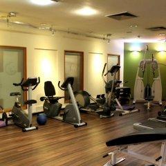 Отель Mauritius Hotel & Therme Германия, Кёльн - отзывы, цены и фото номеров - забронировать отель Mauritius Hotel & Therme онлайн фитнесс-зал фото 2