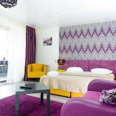 Апарт-отель Кутузов 3* Улучшенные апартаменты с различными типами кроватей фото 11