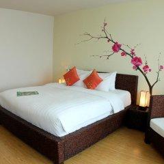 Отель Anise Hanoi 3* Стандартный номер с различными типами кроватей фото 9