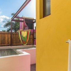 Koox Art 57 Boutique Hotel 3* Полулюкс с различными типами кроватей