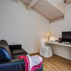 Rimini Suite Hotel 4* Люкс с различными типами кроватей фото 6