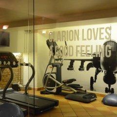 Clarion Grand Hotel фитнесс-зал