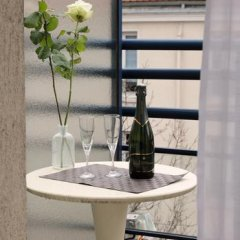 Отель Amhotel Italie Франция, Париж - отзывы, цены и фото номеров - забронировать отель Amhotel Italie онлайн ванная