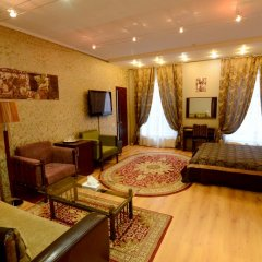 Отель Ника Черноморск интерьер отеля