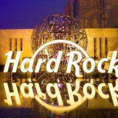 Hard Rock Hotel Goa гостиничный бар