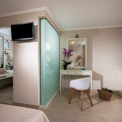Notos Heights Hotel & Suites 4* Полулюкс с различными типами кроватей фото 12