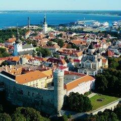 Апартаменты Reimani Tallinn Apartment пляж