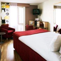 Hotel Birger Jarl 4* Стандартный номер с двуспальной кроватью фото 2