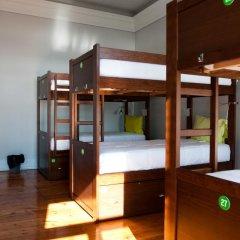 Lisb'on Hostel Кровать в общем номере с двухъярусной кроватью фото 7