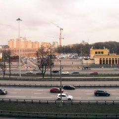 Гостиница Skifmusic Apartements Dinamo балкон