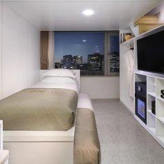 STAZ Hotel Myeongdong II 3* Стандартный номер с двуспальной кроватью фото 12