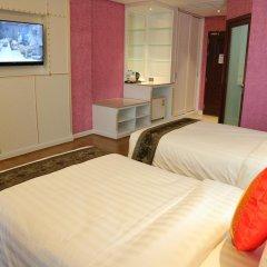 Отель Achada Beach Pattaya 3* Номер Делюкс с 2 отдельными кроватями фото 7