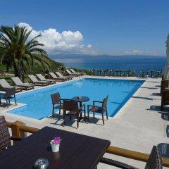 Отель Barbagiannis House Ситония бассейн фото 3
