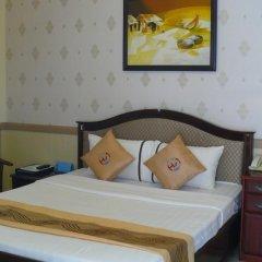 Отель Hai Au Mui Ne Beach Resort & Spa 4* Номер Делюкс фото 24