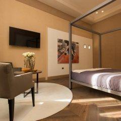 Отель Le Quattro Dame Luxury Suites Рим комната для гостей фото 5