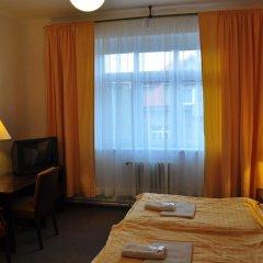 Hotel Svornost 3* Стандартный номер с двуспальной кроватью фото 19