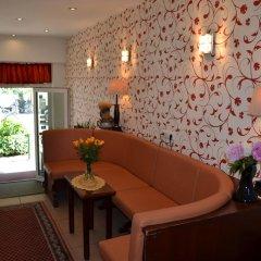 Отель Minerva Garni Германия, Дюссельдорф - 1 отзыв об отеле, цены и фото номеров - забронировать отель Minerva Garni онлайн интерьер отеля