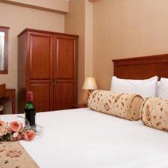Апарт-отель Sultanahmet Suites Люкс с различными типами кроватей фото 5