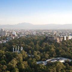 Отель Grand Fiesta Americana Chapultepec 4* Номер Делюкс с разными типами кроватей фото 2