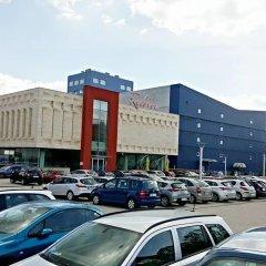 Отель Centrum Konferencyjno - Bankietowe Rubin парковка