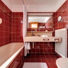 Отель Parsenn Швейцария, Давос - отзывы, цены и фото номеров - забронировать отель Parsenn онлайн ванная